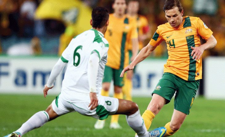 Australia vs UAE Live Streaming Football