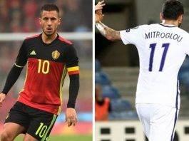 Belgium vs Greece Live Streaming, Lineups, Final Score