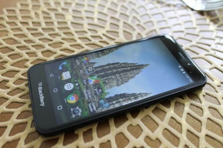 BlackBerry Aurora Launched, First Dual SIM BB Phone- Check Specs Here