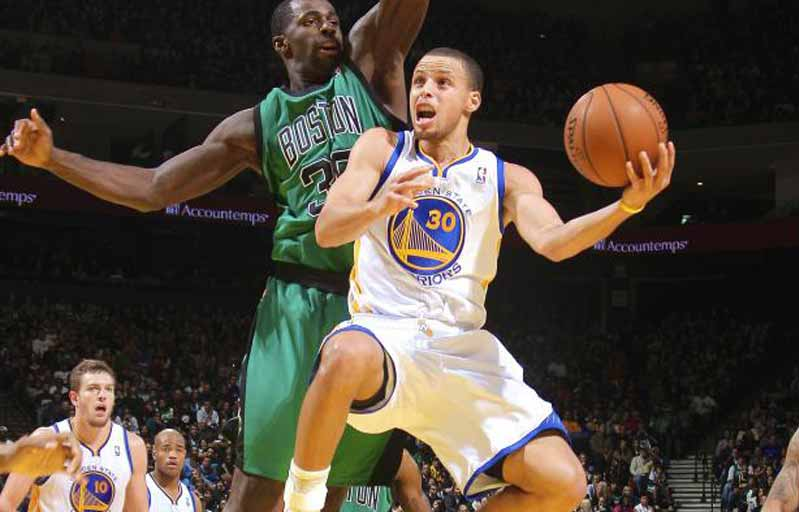 Boston Celtics vs Golden State Warriors