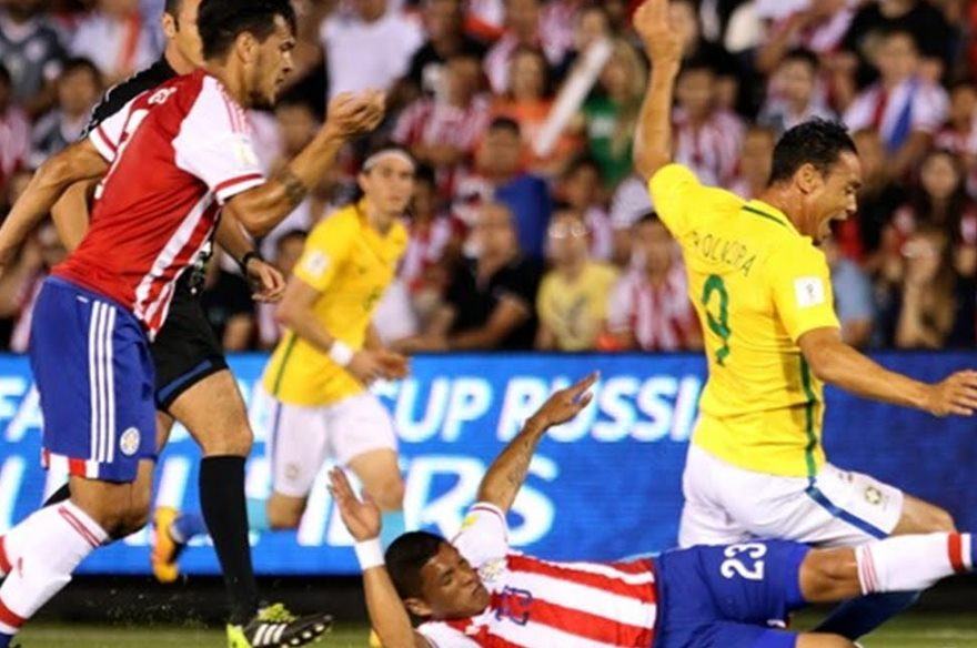 Brazil vs Paraguay Live Streaming, Lineups, Score