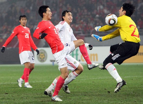 China vs South Korea Live Streaming Football