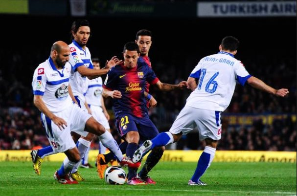 Deportivo La Coruna vs Barcelona Live Streaming on Online & TV - Watch La Liga Football