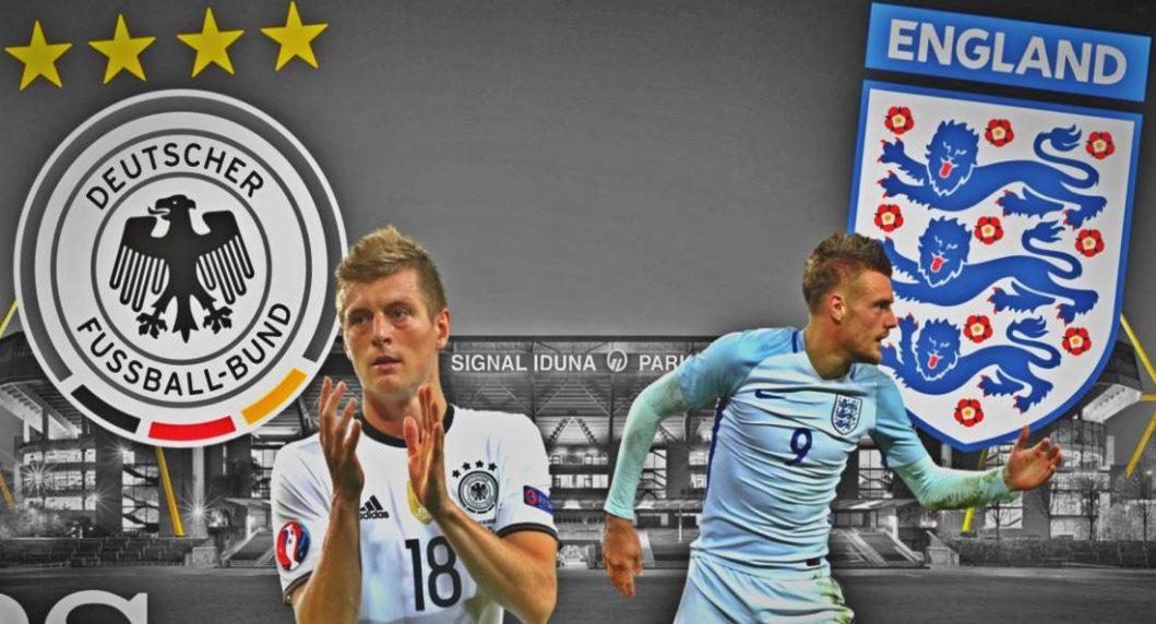 Germany vs England Live Streaming Football, Starting XI
