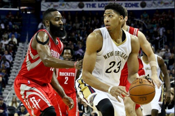 Houston Rockets vs New Orleans Pelicans Live Streaming