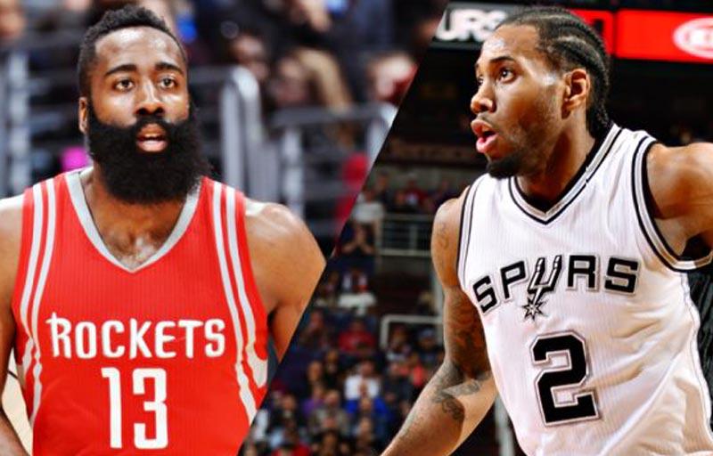 Houston Rockets vs San Antonio Spurs