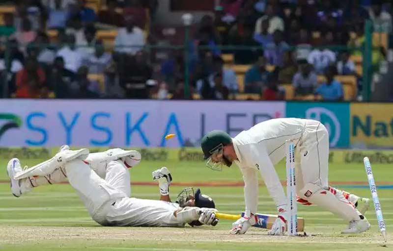 India vs Australia Live Streaming 2nd Test Cricket - Watch Day 2 IND vs AUS Live online & TV