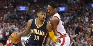Indiana Pacers vs Toronto Raptors Live Streaming