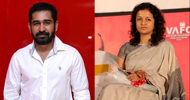 Kaali - Vijay Antony's New Film with Kiruthiga Udhayanidhi Stalin