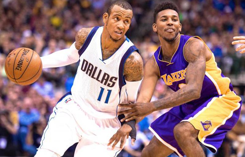 Los Angeles Lakers vs Dallas Mavericks Starting Lineups