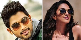 MS Dhoni Film Actress Kiara Advani will romance Allu Arjun in Naa Peru Surya