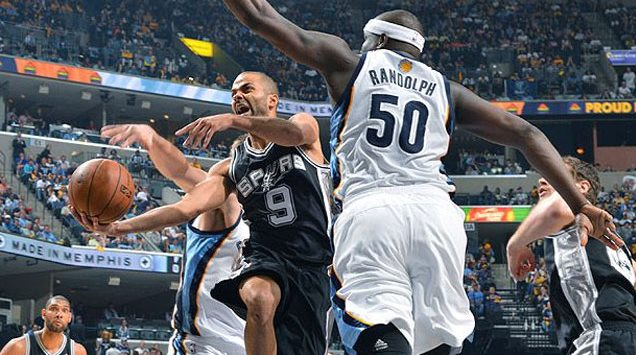 Memphis Grizzlies vs San Antonio Spurs
