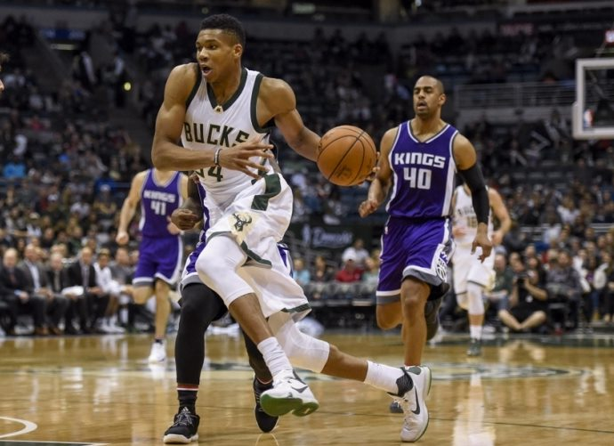 Milwaukee Bucks vs Sacramento Kings Live Streaming, Lineups