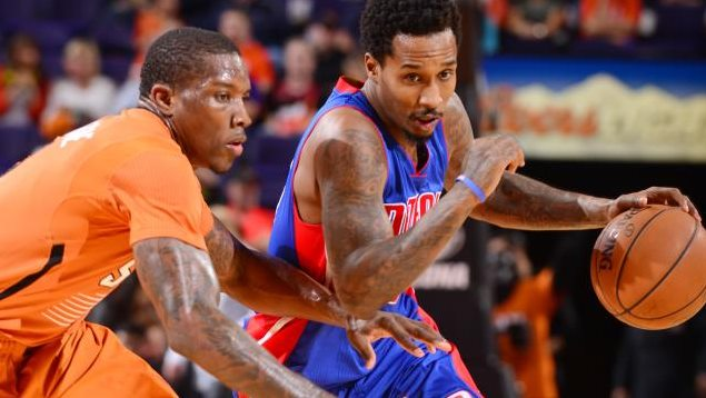 Phoenix Suns vs Detroit Pistons