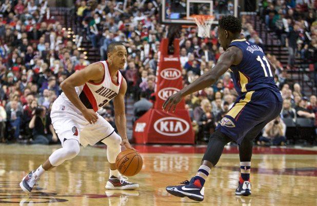 Pelicans Vs Trail Blazers Detail: Portland Trail Blazers Vs New Orleans Pelicans Lineups