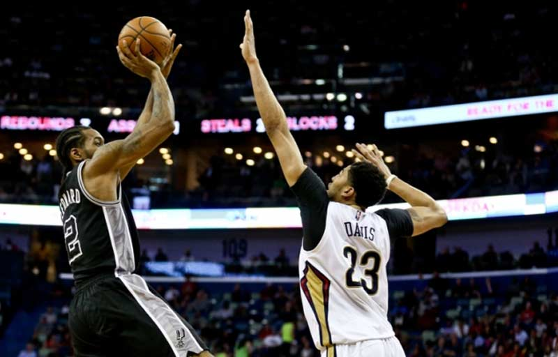 San Antonio Spurs vs New Orleans Pelicans Live Streaming, Lineups, Score, Preview - March 03 NBA 2017