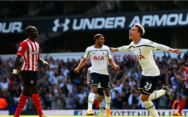 Tottenham Hotspur vs Southampton Live Streaming