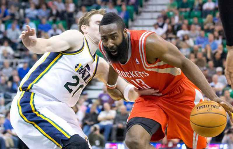 Utah Jazz vs Houston Rockets Live Streaming, Starting Lineups, Final Score - Watch NBA Basketball game online & TV