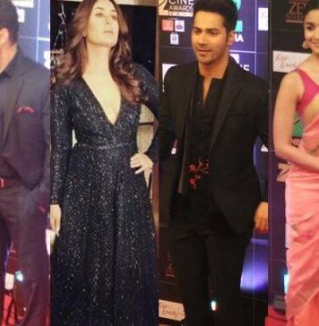 Zee Cine Awards 2017 Complete Winners' List