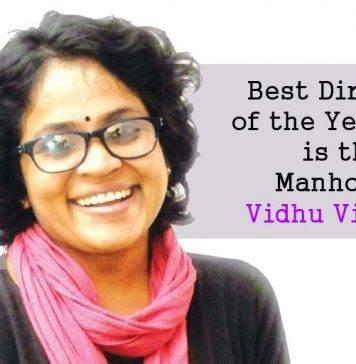 best director is the Manhole's Vidhu Vincent