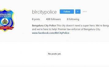 Bengaluru City Police launches Instagram App account