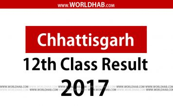 CGBSE 12th Result 2017 available at cgbse.net
