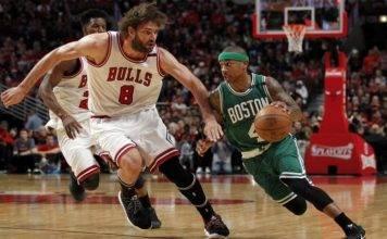 Chicago Bulls vs Boston Celtics Live Streaming, Game 5 Lineups, Live Score