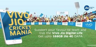 Get 168GB of Jio 4G free data during IPL 2017 Matches - Check it How!