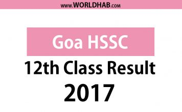 Goa 12th HSSC Results 2017 available at gbshse.gov.in - Check GBSHSE 12th Exam Result 2017