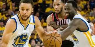 Golden State Warriors vs Trail Blazers Live Streaming, Game 4 Lineups