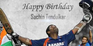 Happy Birthday Sachin - Twitter Wishes from Cricketers to Master Blaster