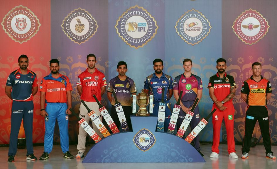 IPL 2017 - Schedule, Date, Players, Teams, List, Point