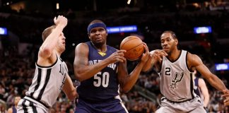 Memphis Grizzlies vs San Antonio Spurs