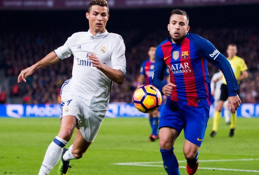 result of real madrid vs barcelona