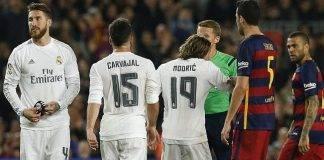 Real Madrid vs Barcelona Team news (Neymar Suspension) & Starting XI - El Clasico 2017