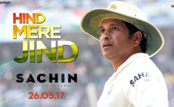 Sachin A Billion Dreams 1st Song Hind Mere Jind released
