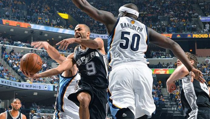 Gasol's beats buzzer, helps Grizzlies nip Spurs