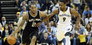 San Antonio Spurs vs Memphis Grizzlies Live Streaming, Game 6 Lineups - Watch NBA Playoff 2017