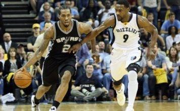 San Antonio Spurs vs Memphis Grizzlies Live Streaming, Game 6 Lineups - Watch NBA Playoff 2017