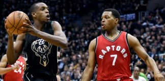Toronto Raptors vs Milwaukee Bucks Live Streaming, Game 6 Lineups - NBA Round 1 Playoff