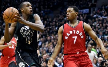 Toronto Raptors vs Milwaukee Bucks Live Streaming, Game 6 Lineups - NBA Round 1 Playoff