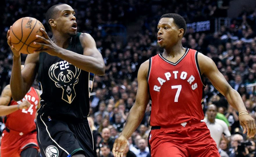 Raptors look to eliminate underdog Bucks after early series struggles