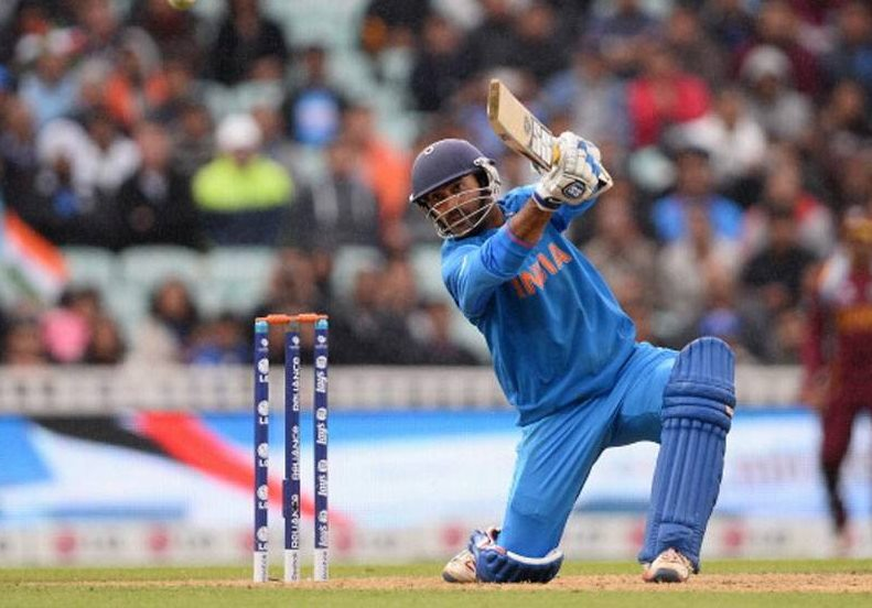 India's updated Champions Trophy 2017 squad - Dinesh Karthik replaces Manish Pandey