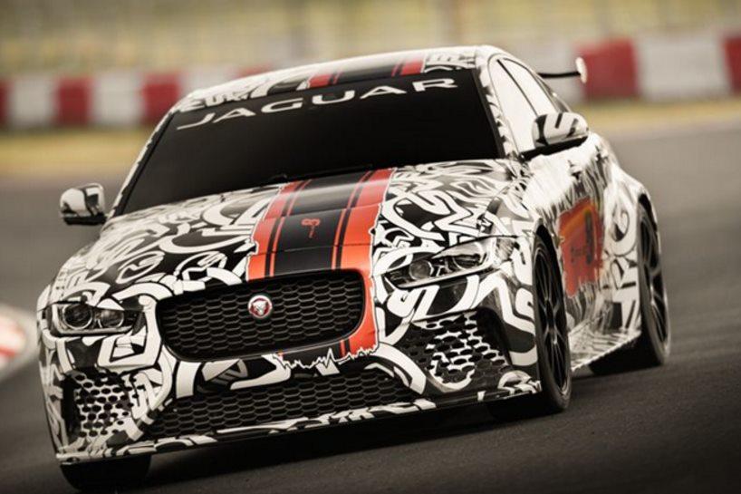 jaguar xe sv project 8 super cars unveils jaguar cars update. Black Bedroom Furniture Sets. Home Design Ideas