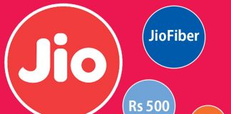 JioFiber broadband service set to launch at Rs 500 for 100GB data this Diwali