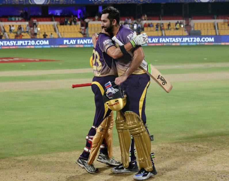 KKR vs SRH Eliminator highlights - KKR will play against MI in Qualifier 2 IPL 2017
