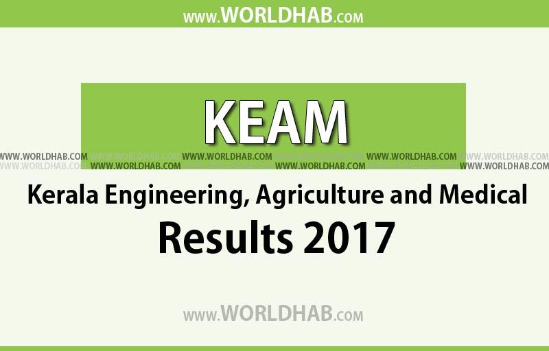 KEAM 2017