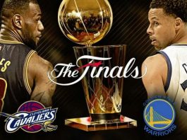 NBA 2017 Finals - Warriors vs Cavs schedule, Time, dates, live streaming TV info.