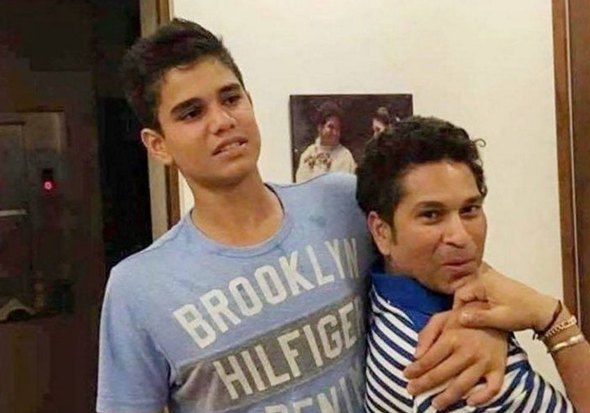 Sachin Tendulkar's Son Arjun looks like Justin Bieber - Twitterati comparing again