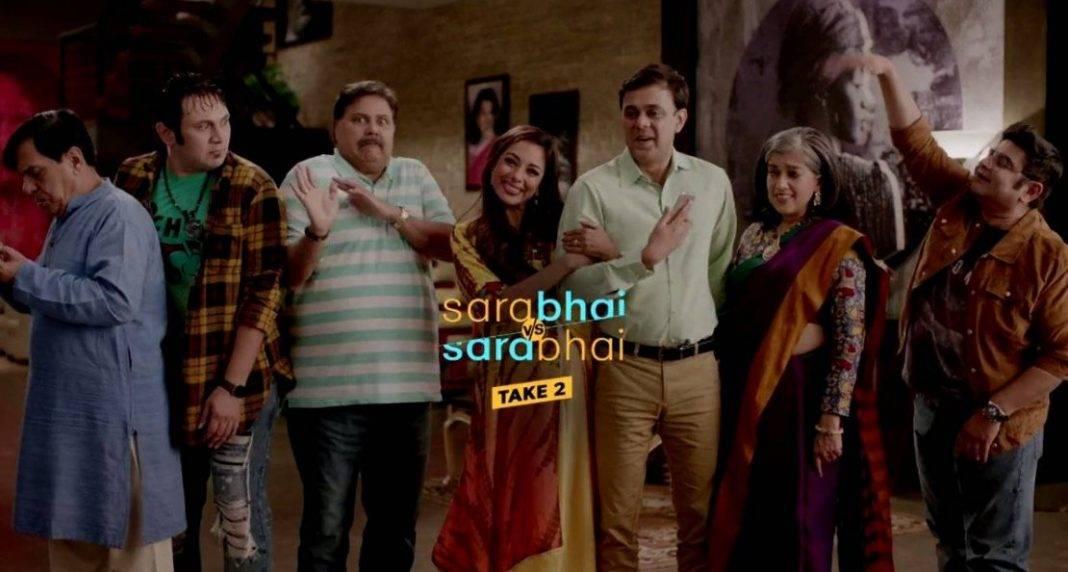 Sarabhai Vs Sarabhai Take 2 First Promo